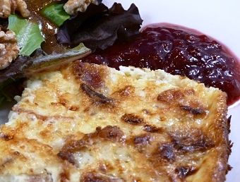Oven Baked Bacon Pancake