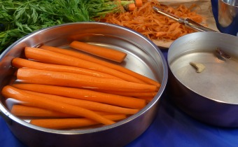 Pickling Carrots